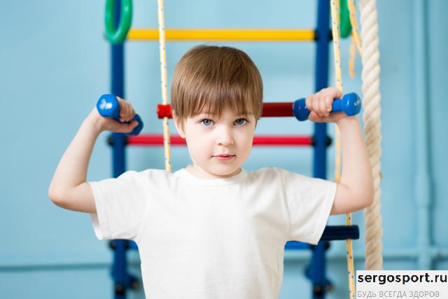 Как сделать детей в спорт 545